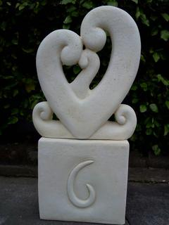 Heart on column $260