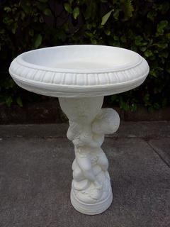 Urnboy birdbath $120