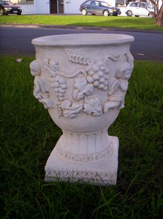 Angel planter 2 $40