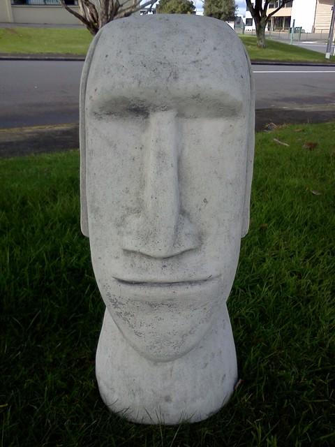 Large Easter Island Head