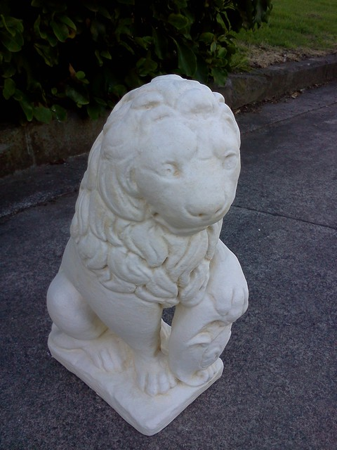 Lion 60 Auckland Garden Ornaments Direct From The Factory