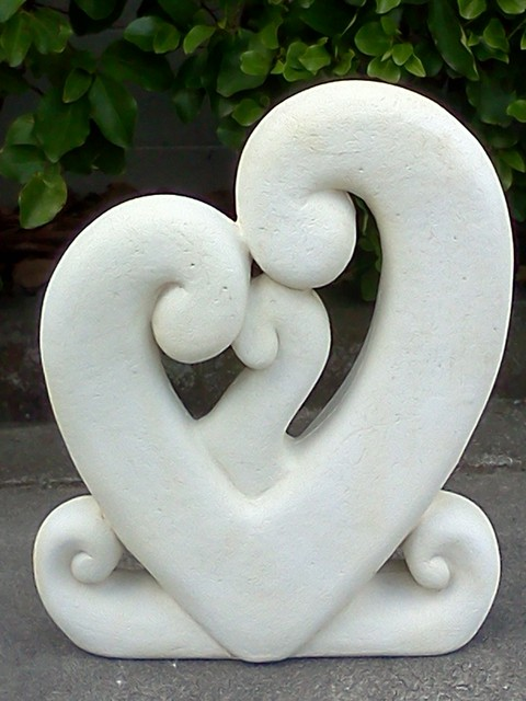 Heart 140 Auckland Garden Ornaments Direct From The Factory